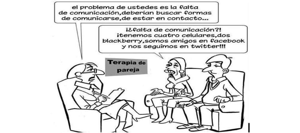 ¿Nos comunicamos a través de las redes?