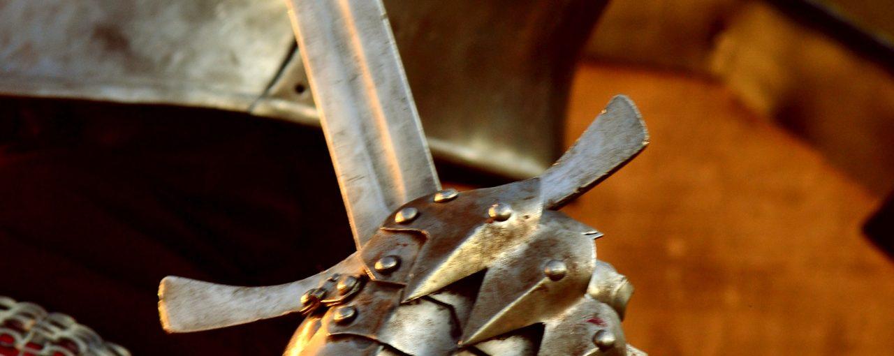 La armadura dorada