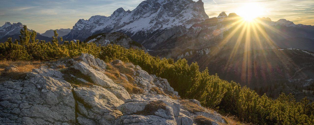 Un paseo por la montaña