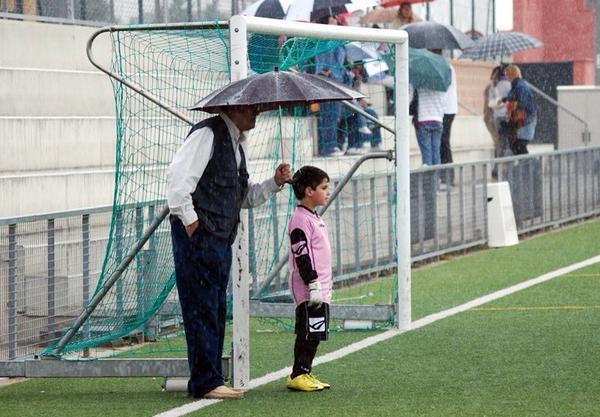 Padres: los grandes olvidados del deporte